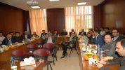 برگزاری جلسه ماهانه  گروه جراحی مغز و اعصاب دانشگاه علوم پزشکی شهید بهشتی در بیمارستان لقمان حکیم