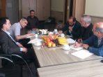 جلسه گروه جراحی مغز و اعصاب دانشگاه علوم پزشکی شهید بهشتی